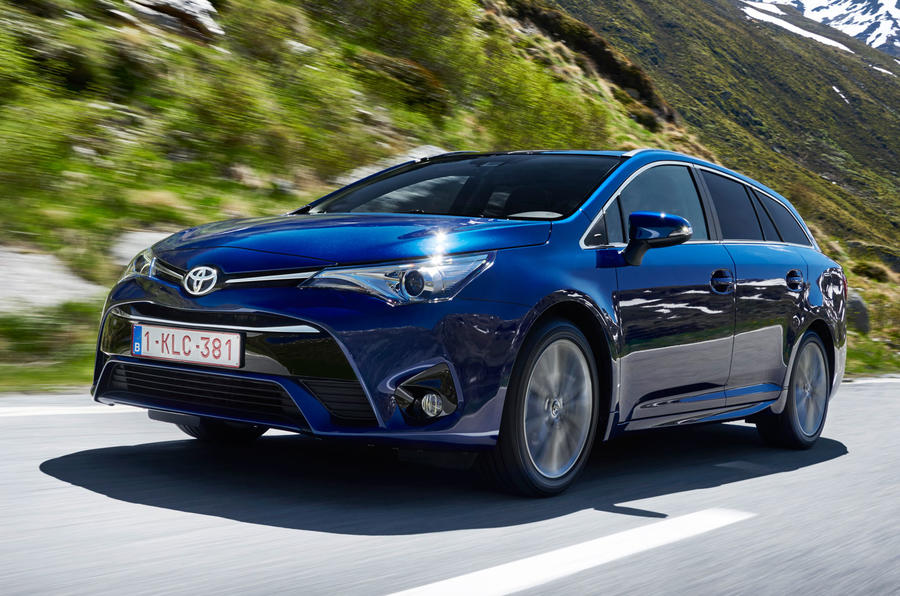 2015 Toyota Avensis Touring Sports Business Edition Plus 1
