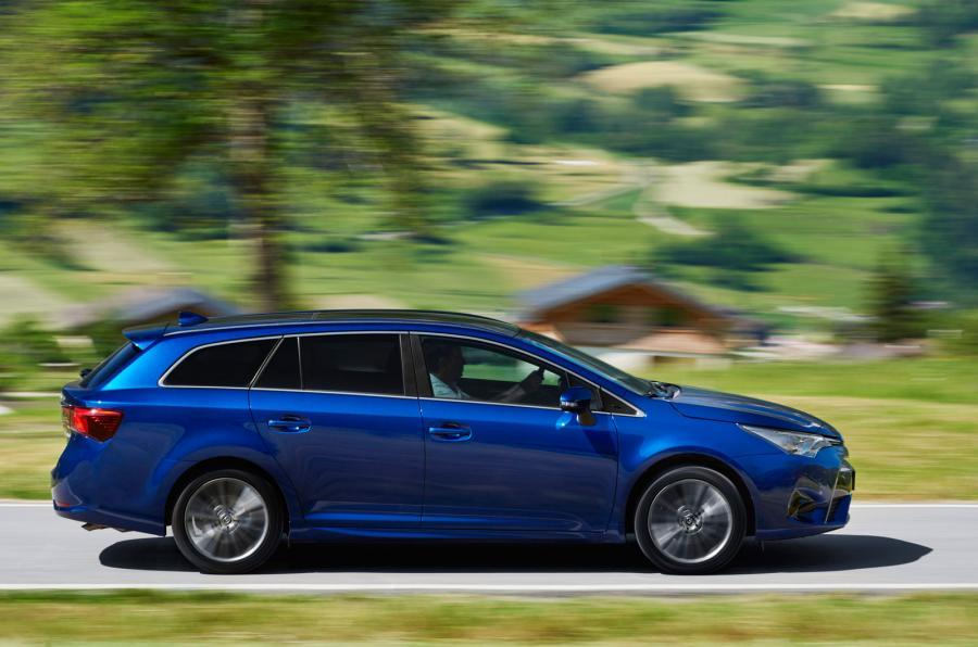 British-built Toyota Avensis culled due to slowing sales