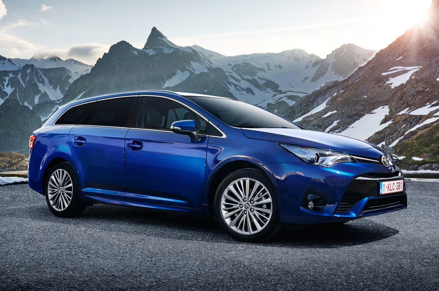 3.5 star Toyota Avensis Touring Sports