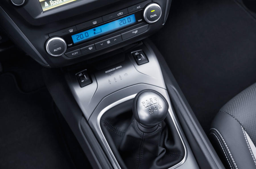 Toyota Avensis manual gearbox