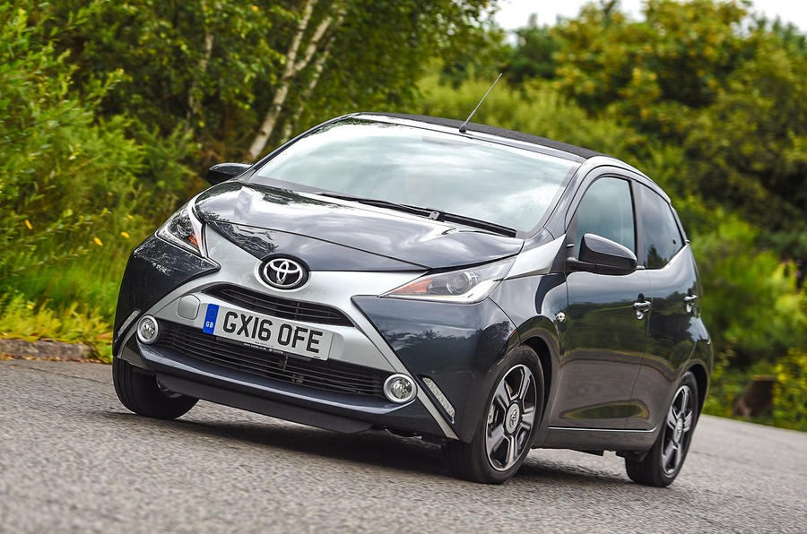 2016 toyota aygo x clusiv review review autocar. Black Bedroom Furniture Sets. Home Design Ideas