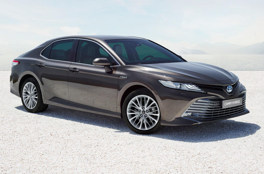 Toyota Camry UK specification