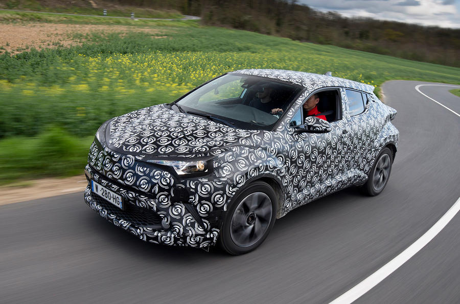2016 Toyota C-HR - first ride | Autocar