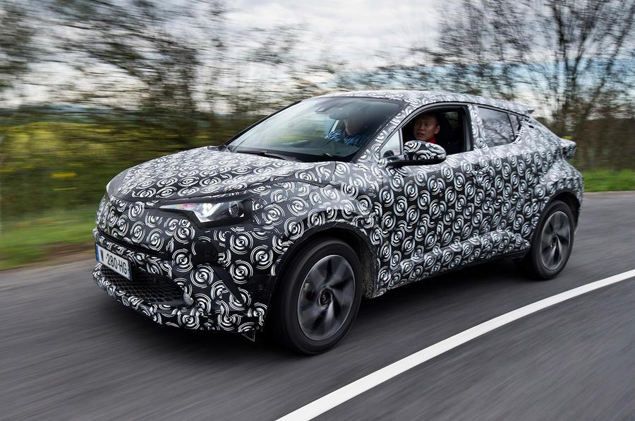 2016 Toyota C-HR - first ride | Autocar