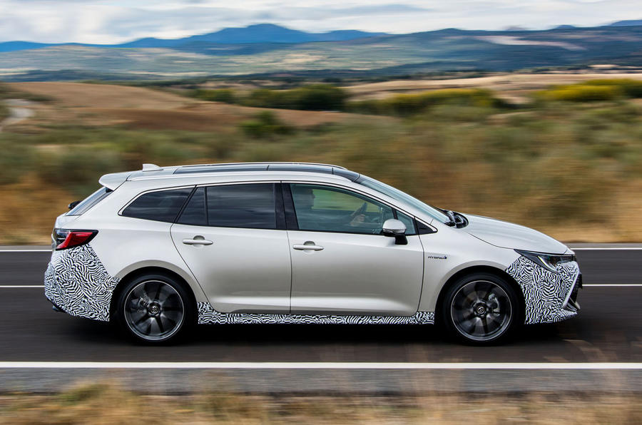 Toyota Corolla Touring Sports 2018 review