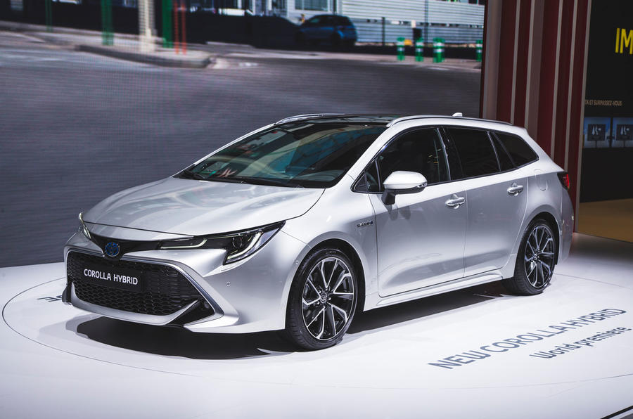 New 2019 Toyota Corolla Touring Sports Pricing Revealed Autocar