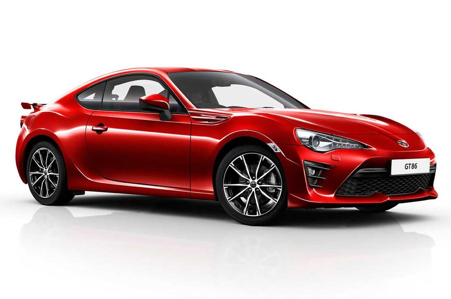 Next Generation Toyota GT86 Expected By 2019   Autocar