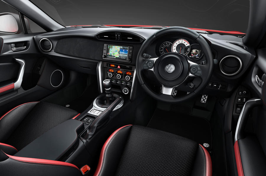2017 toyota gt86 on sale this october from 25 495 autocar. Black Bedroom Furniture Sets. Home Design Ideas