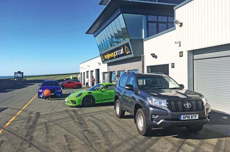 Toyota Land Cruiser Utility 3dr 2018 long-term review - Anglesey