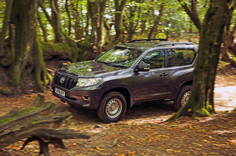 Toyota Land Cruiser Utility 3dr 2019 long-term review | Autocar
