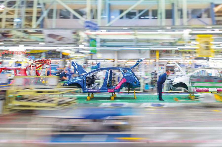 Britain's vehicle industry warns: No-deal Brexit is our nightmare
