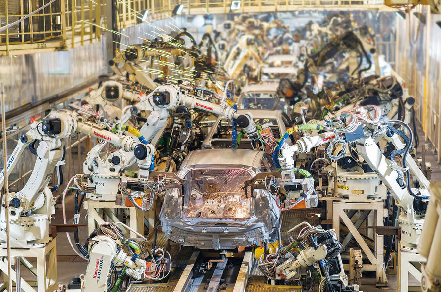 How Toyota Reinvented The Car Factory Autocar