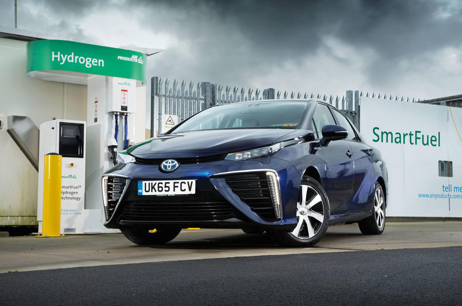 Germany to invest more than £200m in hydrogen cars   Autocar
