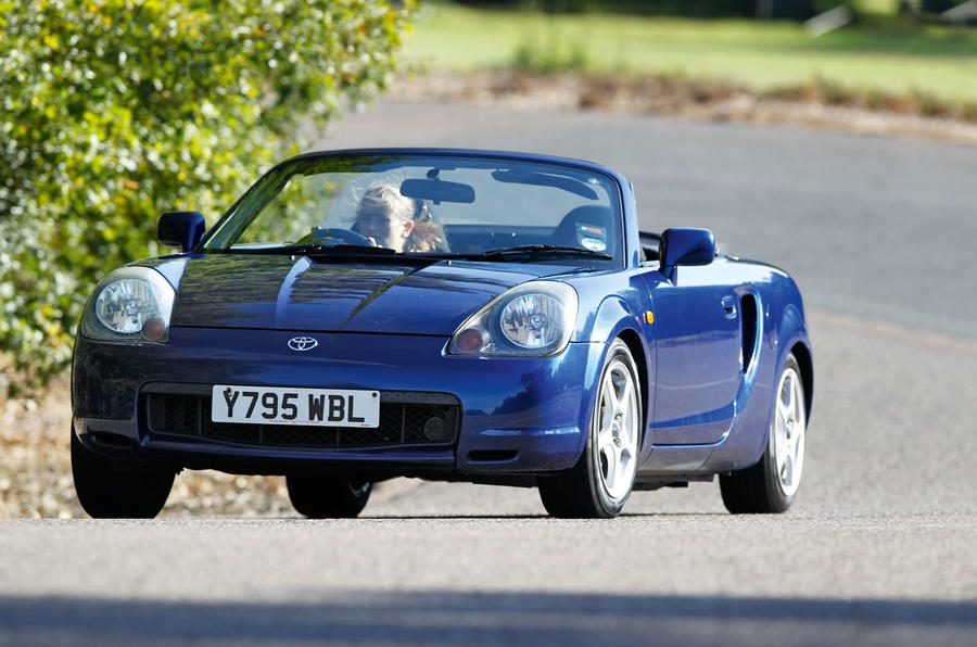 Please Do Not Buy This $30,000 Toyota MR2