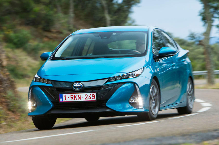 2017 toyota prius plug in review autocar