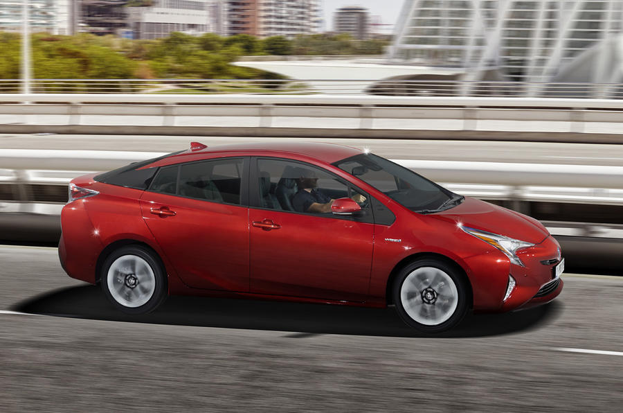 2016 toyota prius to cost from 23 295 autocar. Black Bedroom Furniture Sets. Home Design Ideas