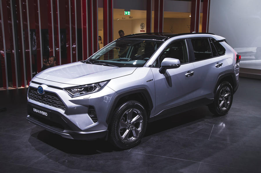 2019 Toyota Rav4 Prices Confirmed For Fifth Generation