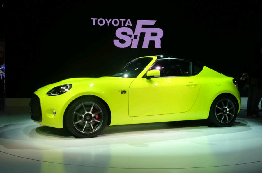 Toyota Sfr 2017 >> Toyota S Fr Sports Car Concept Technical Specifications Leaked