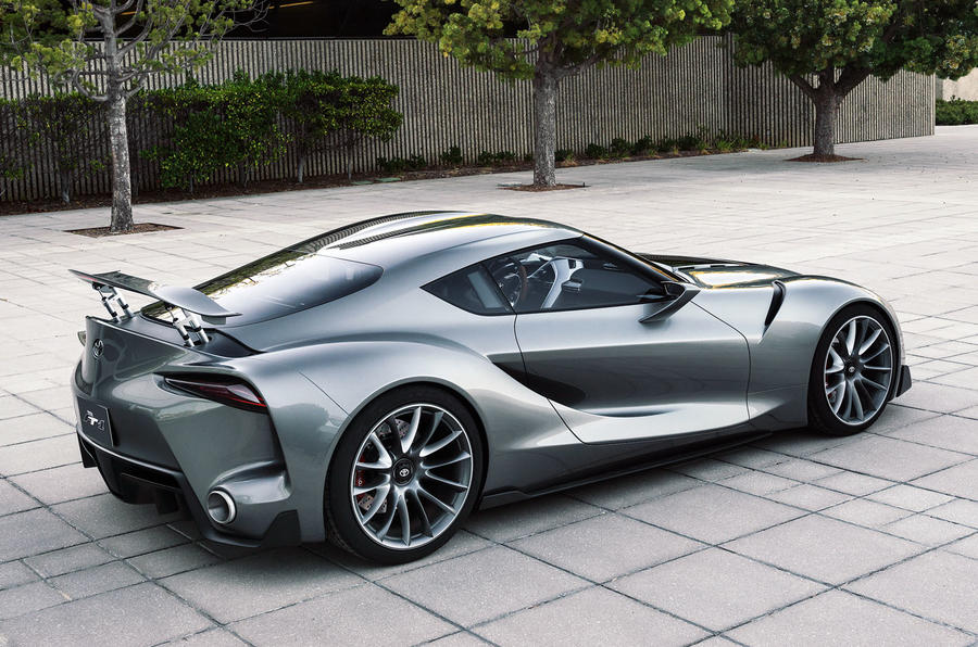 New Toyota Supra On Course For 2018 Launch Autocar