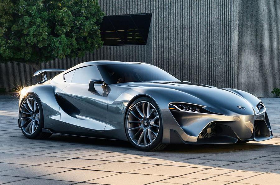 Delightful Toyota Supra Concept