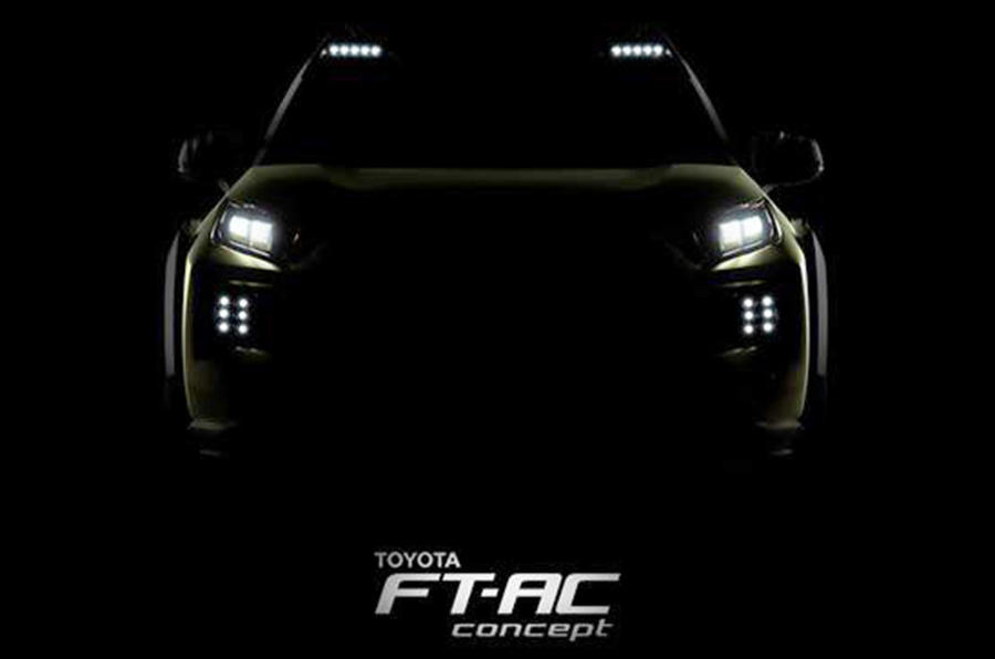Toyota FT-AC concept to be revealed at LA Motor show