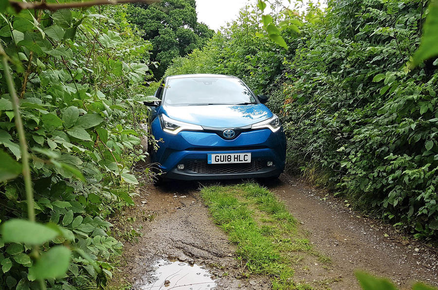 Toyota C-HR long-term review off the beaten path