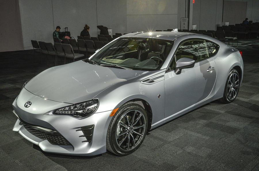 Toyota GT86 2016