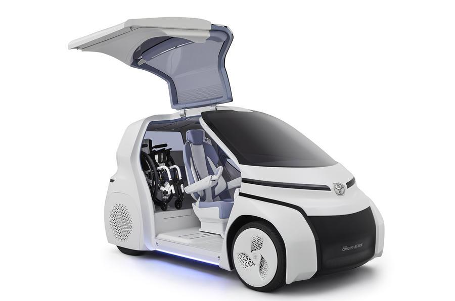 Toyota Concept-i Ride