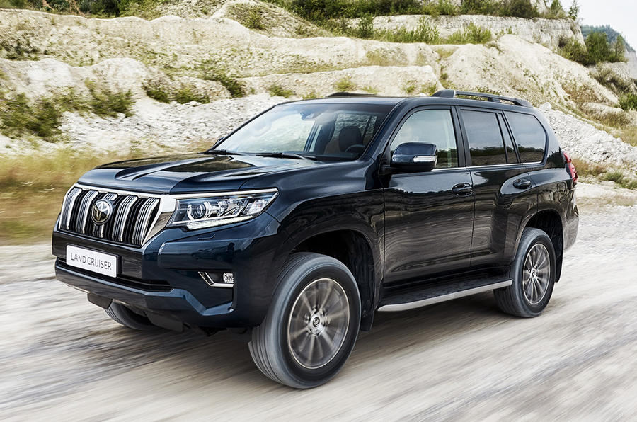Toyota Land Cruiser gets hardware and tech boost