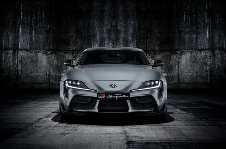New 2019 Toyota Supra Official Images And Details