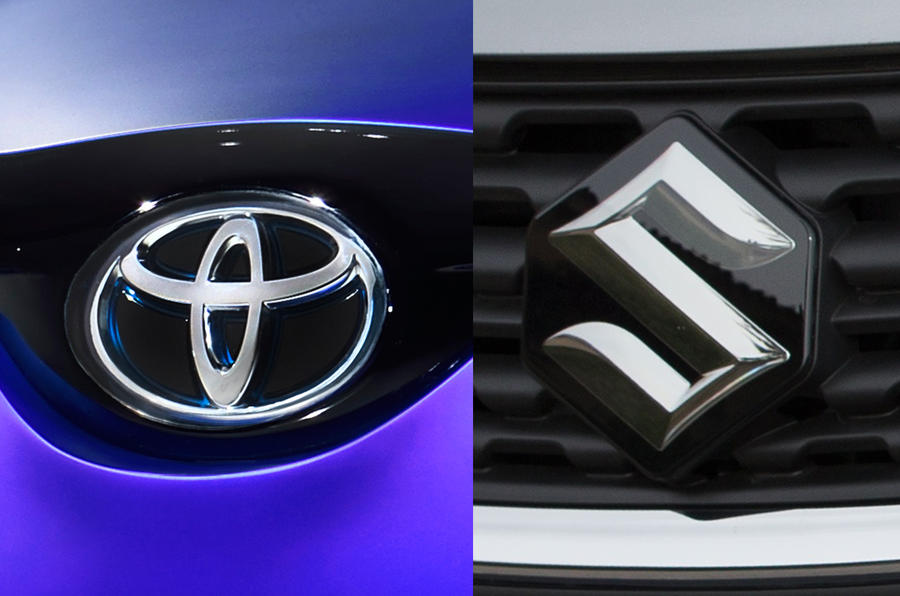 Toyota and Suzuki partner up to develop green tech