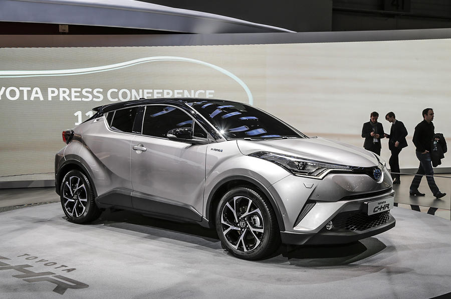 Toyota C-HR on sale from £20,995 | Autocar