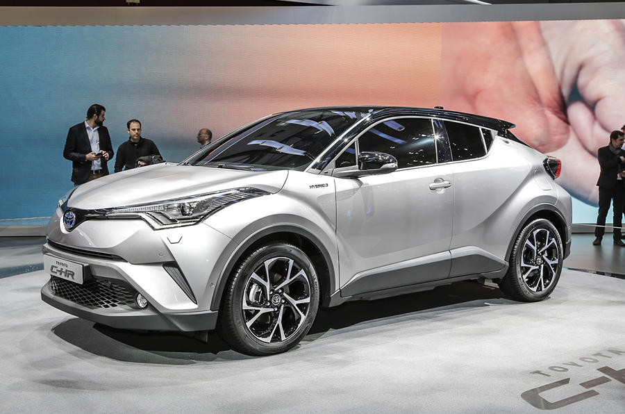 Toyota Showrooms Near Me >> Toyota C-HR on sale from £20,995 | Autocar