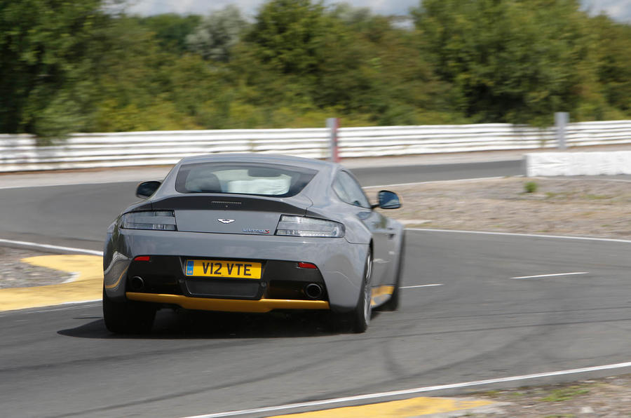 Track showdown: the best supercars and hot hatches