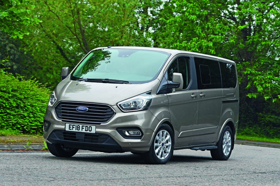 Ford Transit Tourneo Custom