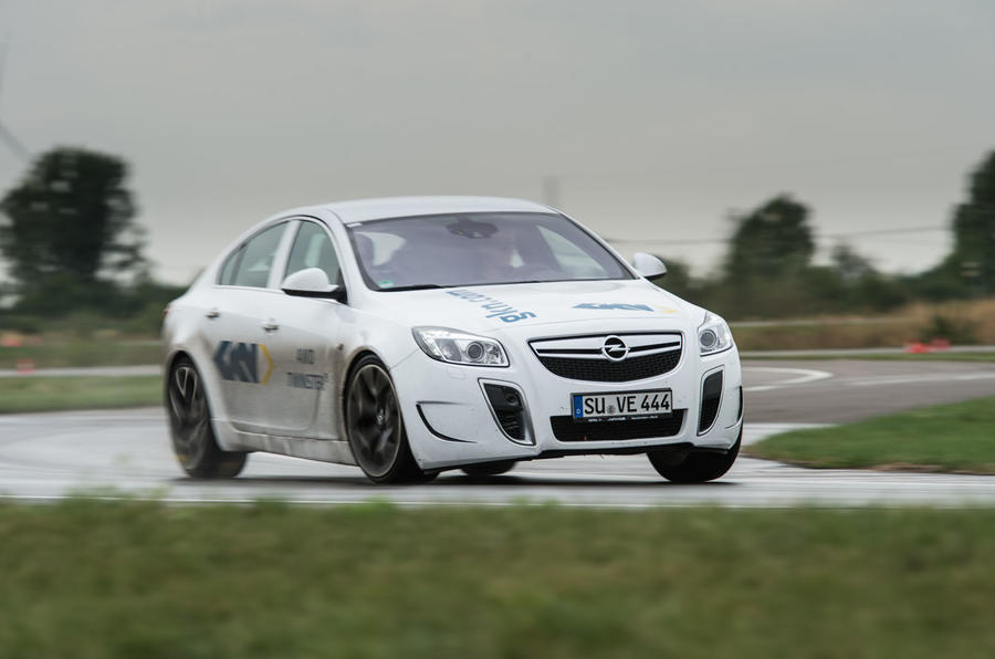 Next-generation Vauxhall Insignia VXR to get Ford Focus RS tech