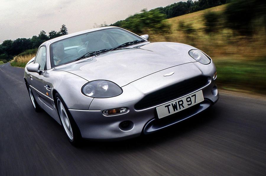 TWR Aston Martin DB7