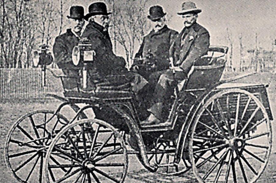 early motorsport