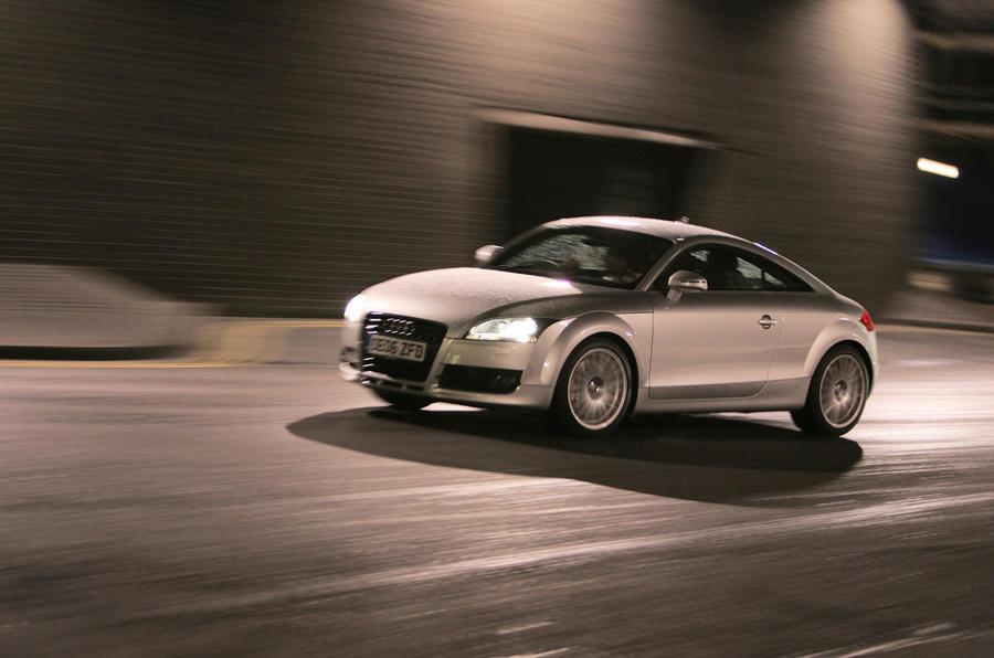 James Ruppert - Audi TT