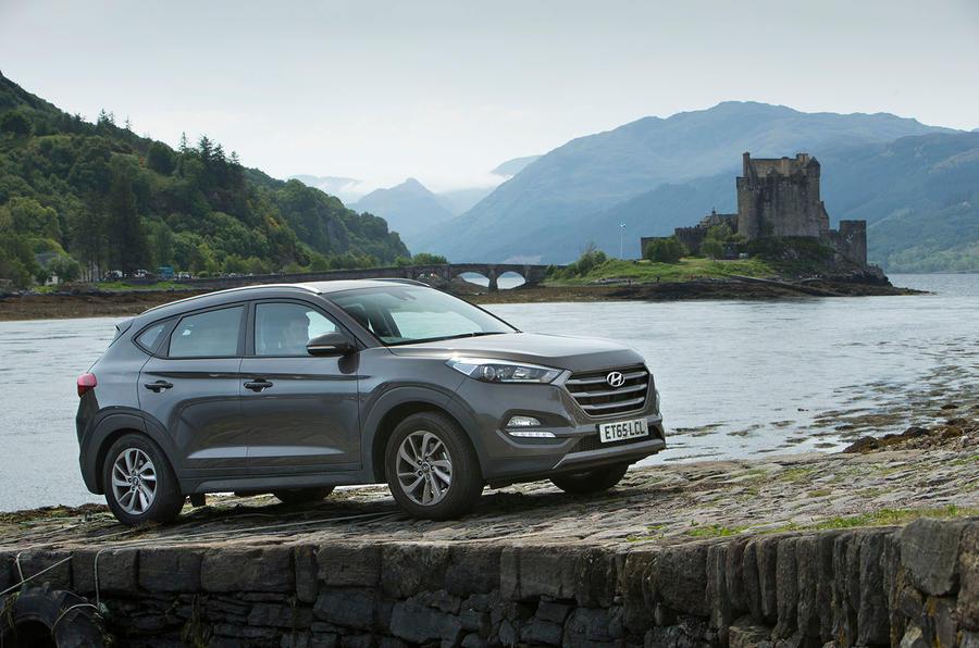 Hyundai Tucson Long Term Test Review 1200 Mile Road Trip