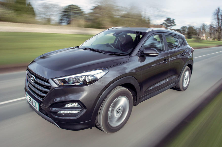hyundai tucson long term test review first report autocar. Black Bedroom Furniture Sets. Home Design Ideas
