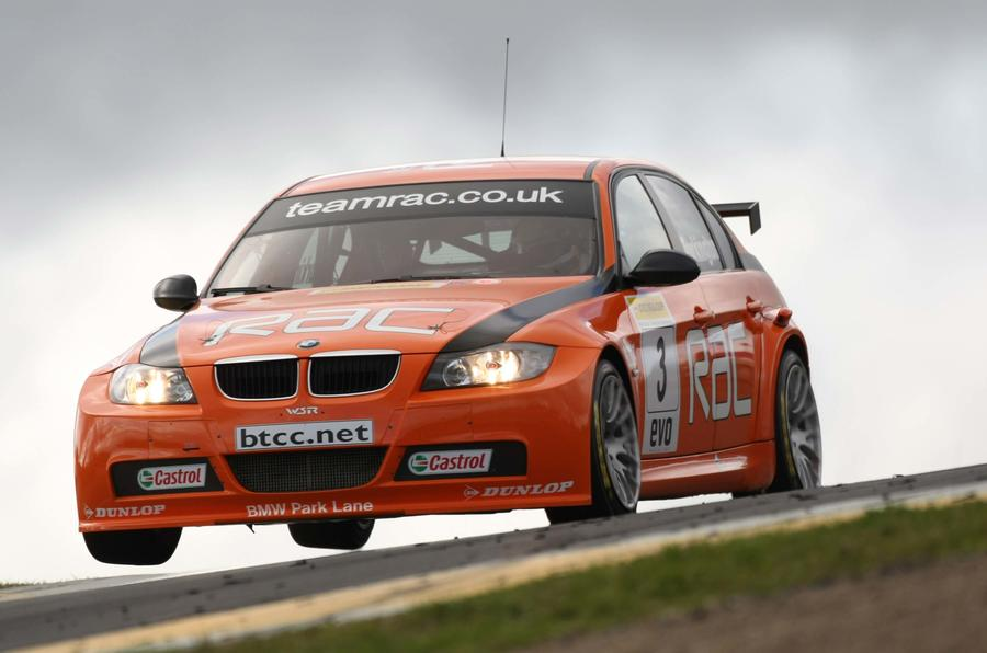 In 2007, Colin Turkington returned BMW to the top of the BTCC podium after a long break