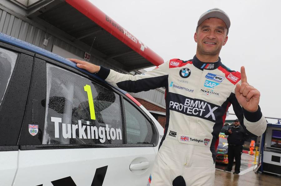 Colin Turkington wins the 2019 BTCC title