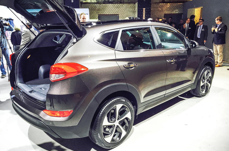 2015 Hyundai Tucson - engines, pricing and launch date | Autocar