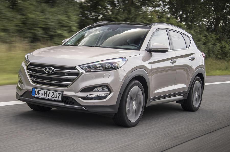 2015 hyundai tucson 2 0 crdi review review autocar. Black Bedroom Furniture Sets. Home Design Ideas