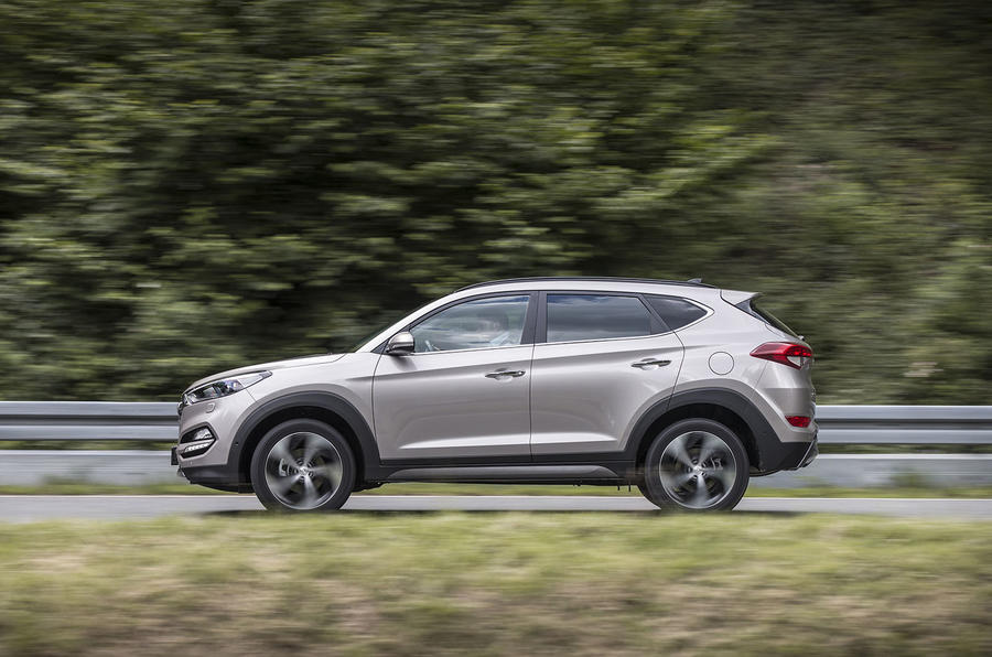 £30,845 Hyundai Tucson 2.0 CRDi