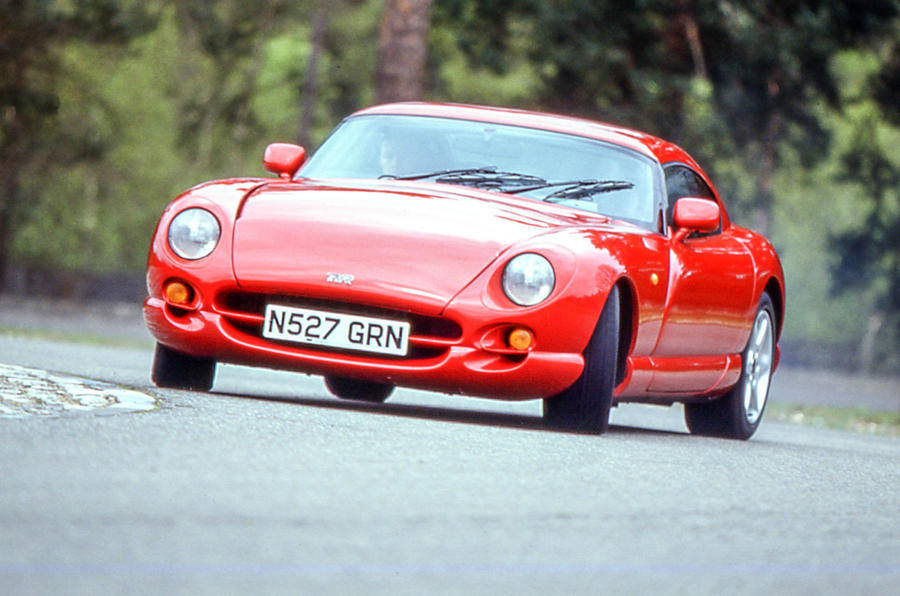 TVR Cerbera used buying guide
