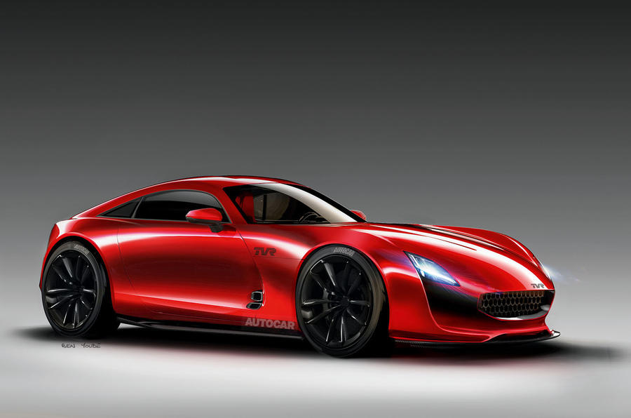 Carscoops : TVR posts