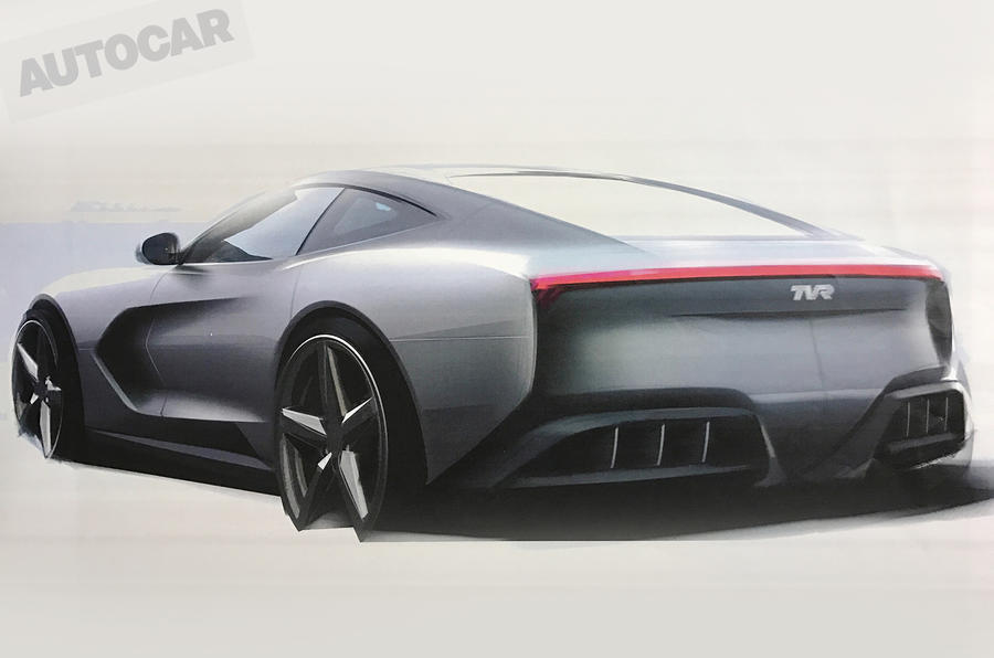 Comment: The TVR is finally here (sort of)