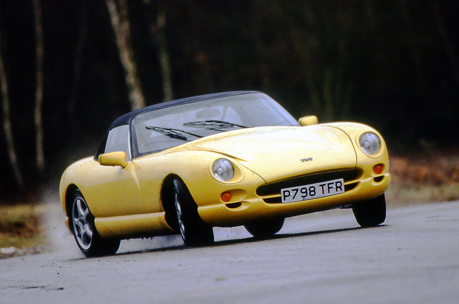 tvr chimaera 1993 2003 used buying guide autocar. Black Bedroom Furniture Sets. Home Design Ideas